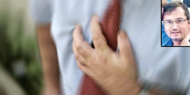 Bursalı işadamı uçakta kalp krizinden öldü