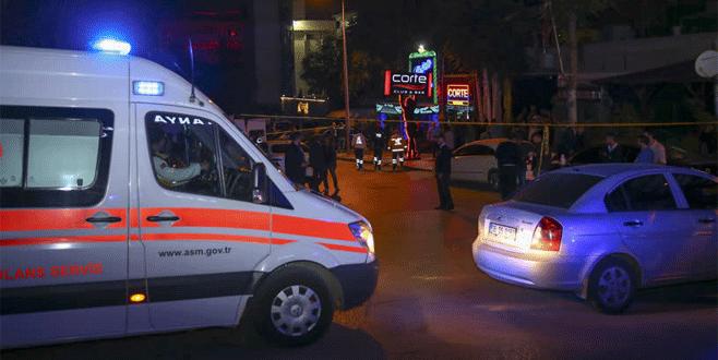 Gece kulübünde silahlı kavga: 1 ölü, 3 yaralı