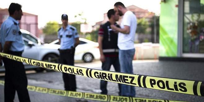 İki güvenlikçinin silahlı tartışması kanlı bitti