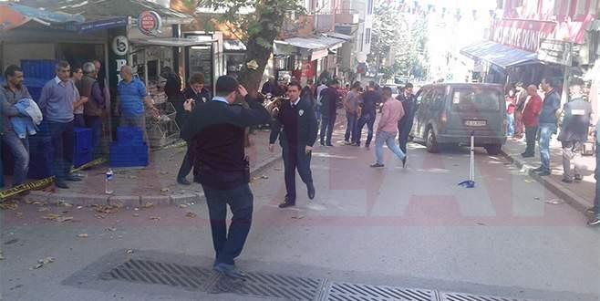 Bursa'da intikam kurşunu: 1 yaralı