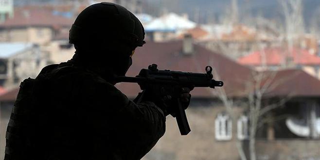 Bir milyon TL'lik terörist öldürüldü