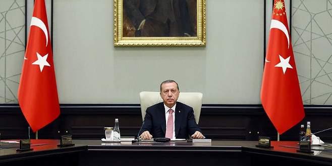 Erdoğan başkanlığında güvenlik toplantısı yapılacak