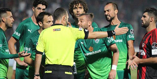 Tahkim'den Bursaspor'a kötü haber!