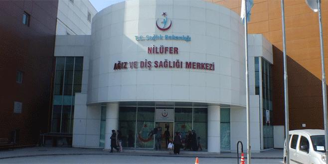 Nilüfer Ağız ve Diş Sağlığı Merkezi'ne 300 bin başvuru