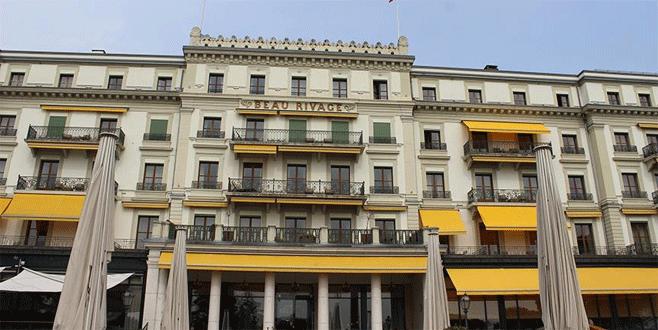 Lozan'ın imzalandığı otelde kritik zirve
