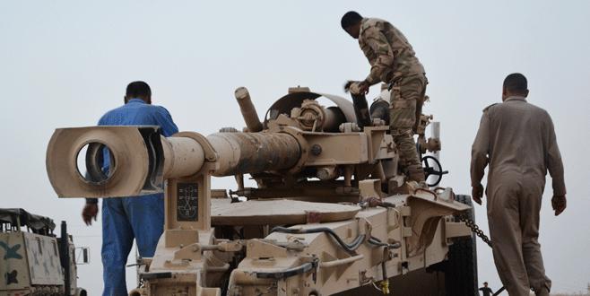 ABD'den Musul için 500 asker daha