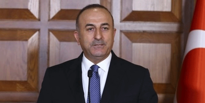 Çavuşoğlu: Uluslararası bir konvoy oluşturulsun