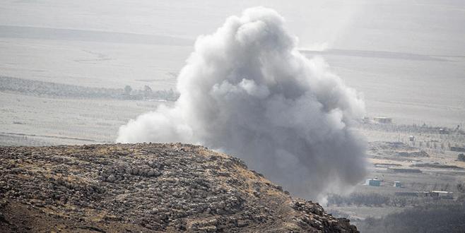 ABD topçu birlikleri ilk defa DEAŞ'i vuruyor
