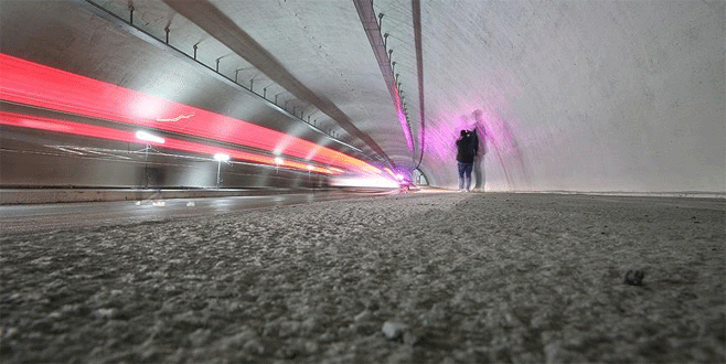 Avrasya Tüneli'ne 'Dünyanın en iyi tünel projesi' ödülü