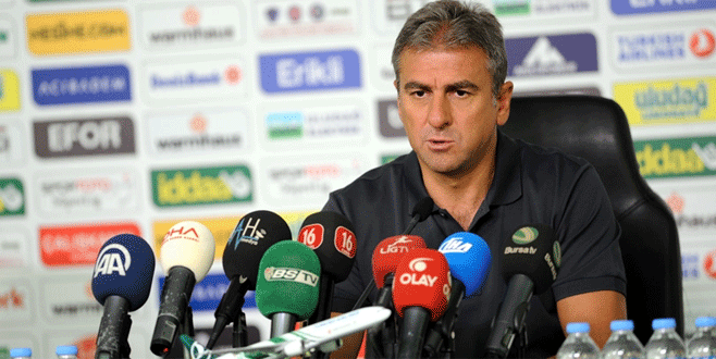 Hamzaoğlu: Kazanmak istiyorduk
