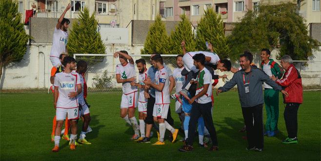 Mudanya kendine geldi: 2-0
