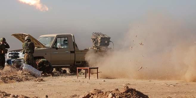 Musul operasyonunda 11 köy DEAŞ'tan kurtarıldı