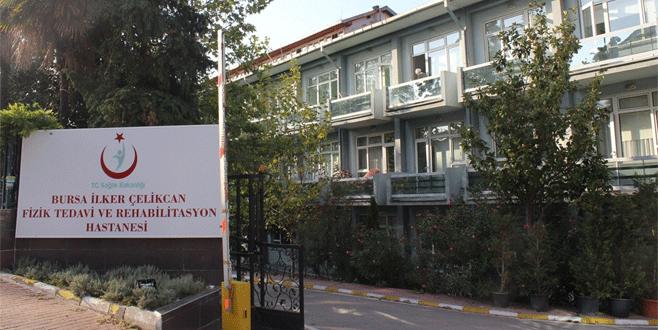 Bursa'da kaplıca suyu ile şifa dağıtan hastane