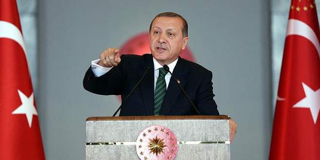Erdoğan: 'Operasyonda da olacağız masada da olacağız'