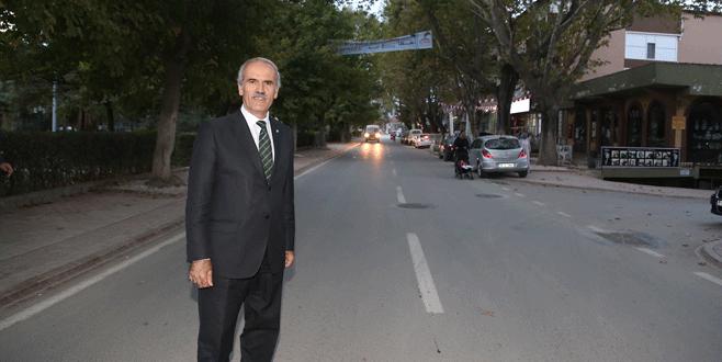 İznik caddelerinde Büyükşehir farkı