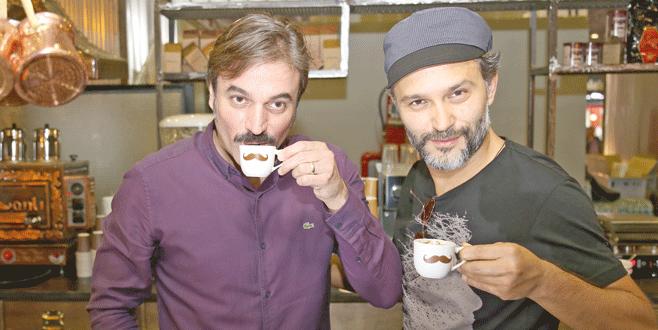 Kahveler Ulvi ve Cevahir'den