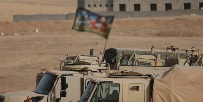Musul'u DEAŞ'tan kurtarma operasyonunda bayrak krizi