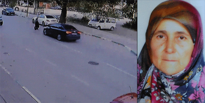 Bursa'da kaza dehşeti kameraya böyle yansıdı…