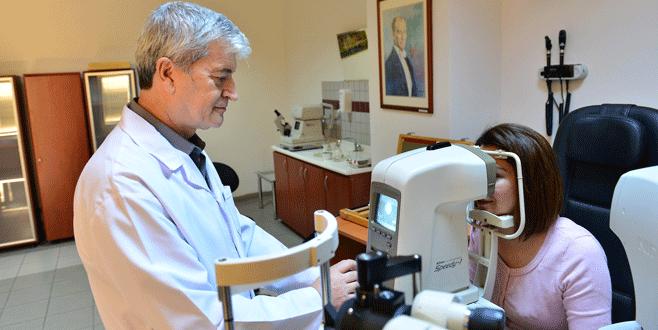 Yıldırım'dan 355 bin kişiye sağlık hizmeti