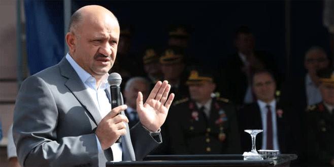 Bakan Işık'tan flaş 'Musul' açıklaması