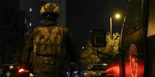 Ankara'da 'canlı bomba' ölü ele geçirildi