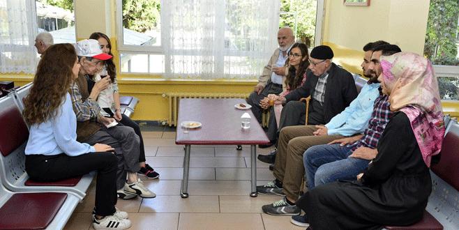 UÜ öğrencilerinden 'huzur' projesi