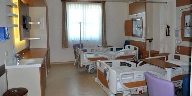 Karacabey'de Devlet Hastanesi'ne Palyatif Bakım Merkezi kuruldu