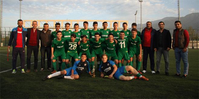 Şampiyon Elmasbahçe! 4-0