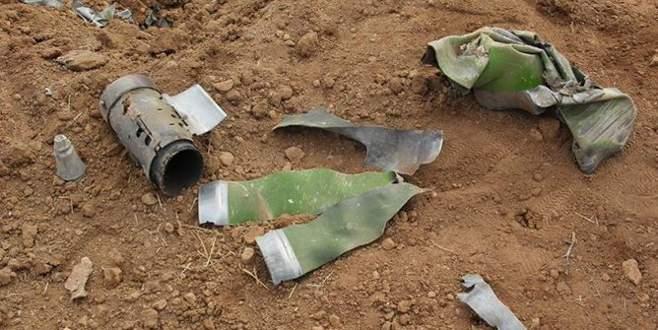 PYD/YPG'den Türkiye'ye havanlı saldırı