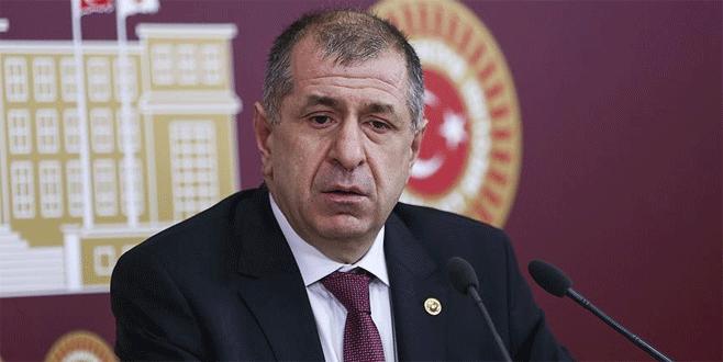 MHP'li Özdağ'a ihraç talebi