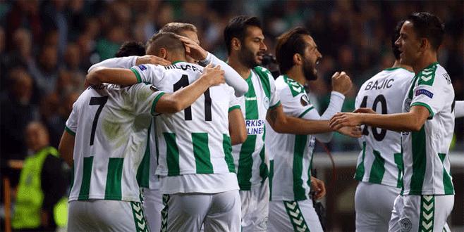 A. Konyaspor 1-1 Braga