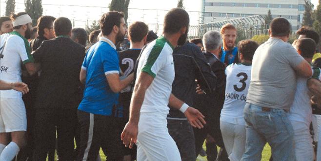 Karacabey'e 1 maç çıktı!