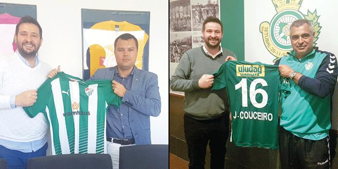 Portekiz'le işbirliği!
