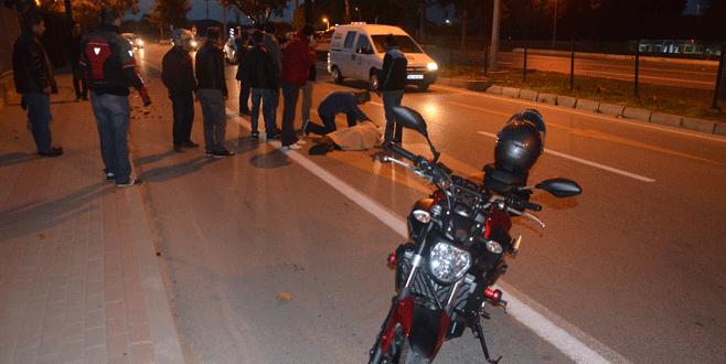 Mudanya'da trafik kazası