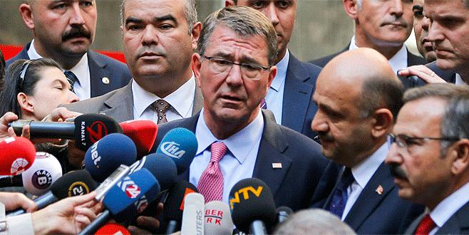 ABD Savunma Bakanı Carter'dan 'Musul' açıklaması