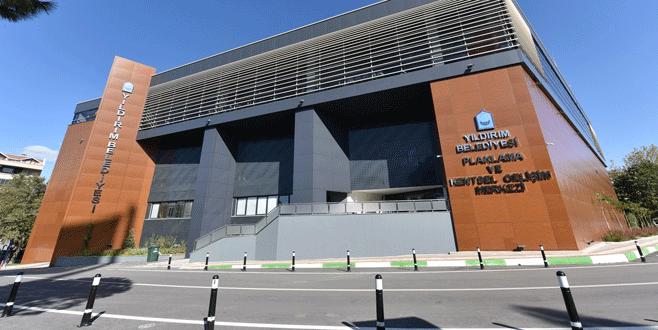 Yıldırım'a 'Kentsel Gelişim Merkezi'