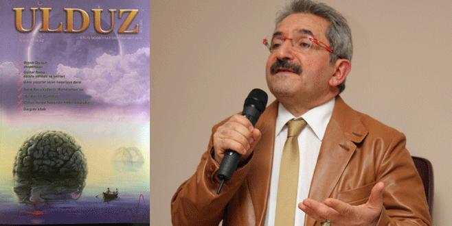 Olgun'un şiirleri Azerbaycan'da
