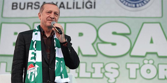 Cumhurbaşkanı: 'Bu devletin sınırlarını gönüllü kabul etmiş değiliz'