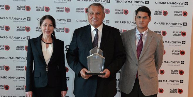 Wyndham Grand İstanbul Levent'e büyük ödül