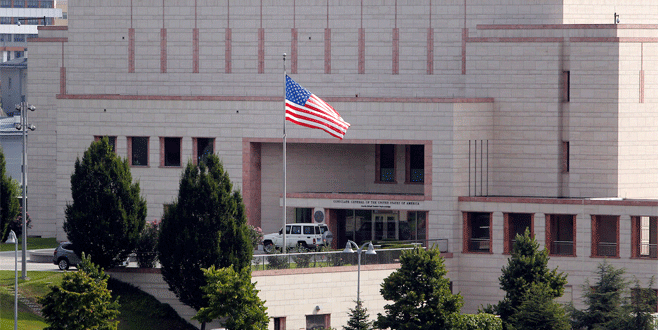 ABD'nin İstanbul Başkonsolosluğu'ndan 'terör' uyarısı