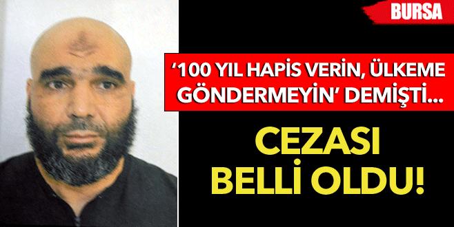 IŞİD sanığı: 100 yıl hapis verin, ülkeme göndermeyin