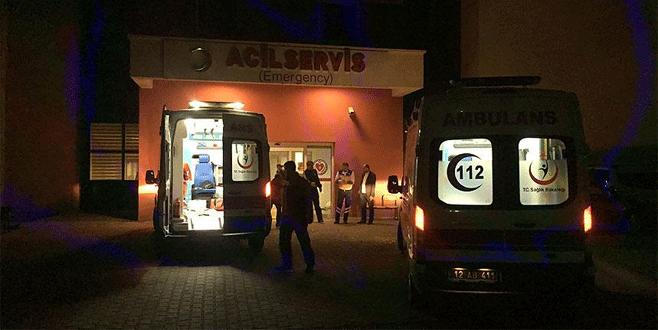 Bingöl'den acı haber: Yaralı polis şehit oldu
