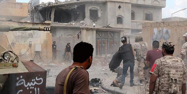 Sirte'de DEAŞ'ın elinden iki Türk rehine kurtarıldı