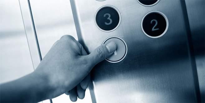 Asansörlerdeki büyük tehlike!