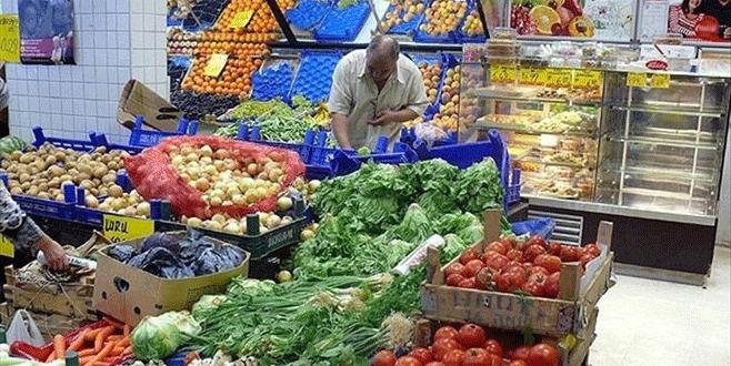 25 milyar liralık sebze meyve çöpe