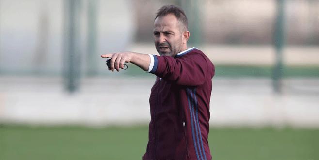 'Bursaspor rakibimiz değil'