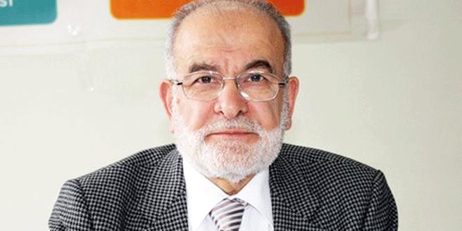 Saadet'te yeni başkan Karamollaoğlu oluyor