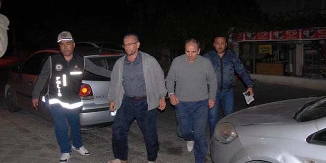 Yunanistan'a kaçmaya çalışan FETÖ üyesi 3 kişi yakalandı