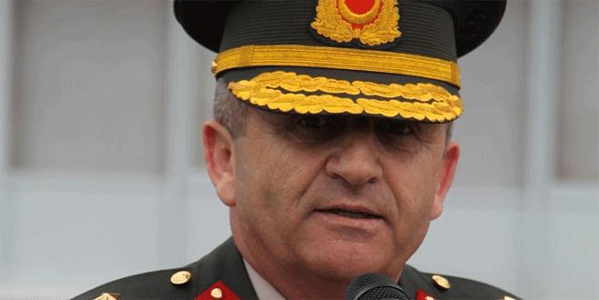 Eski Giresun Jandarma Bölge Komutanı FETÖ'den tutuklandı