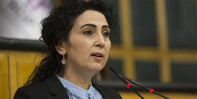 Yüksekdağ'ın 'terör örgütü propagandası' davası başladı